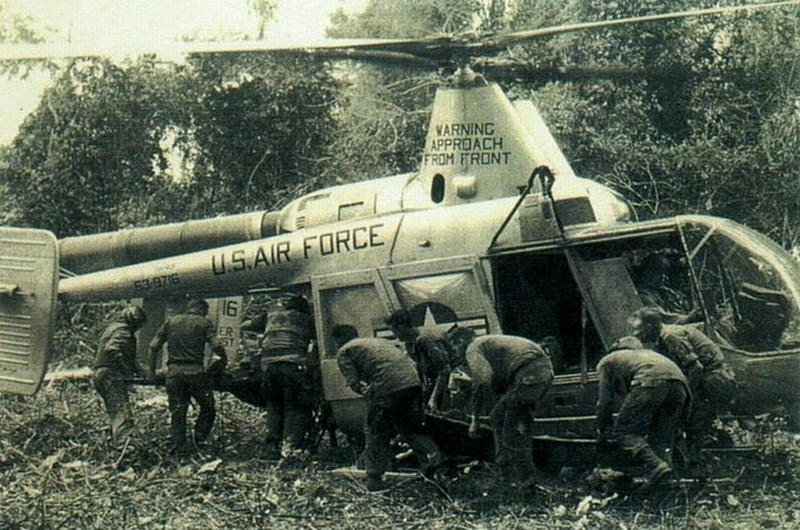 Tough and Sad Vietnam War Pictures That Will Stick In Your