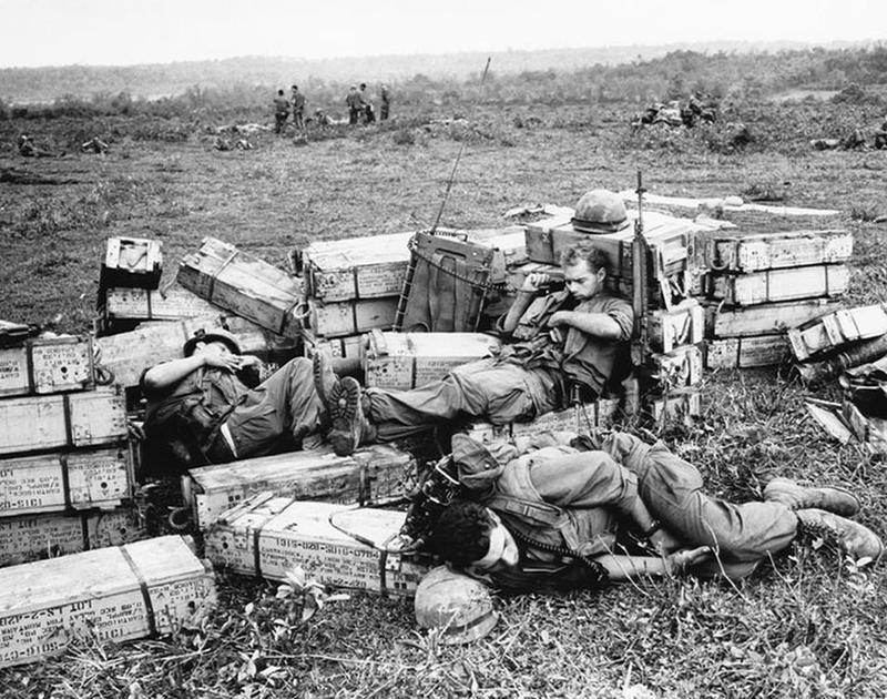 Tough and Sad Vietnam War Pictures That Will Stick In Your Mind (48