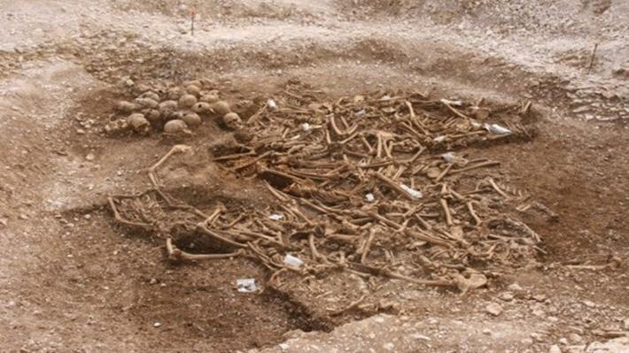 archaeological discoveries - headless vikings of dorset