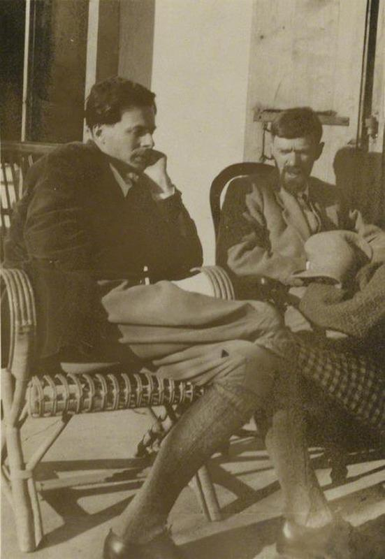 Aldous-Huxley-and-D.-H.-Lawrence
