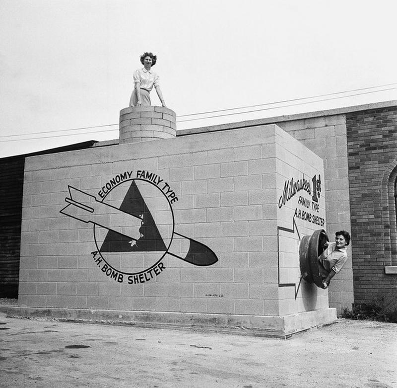 Nuclear-Bomb-Shelters