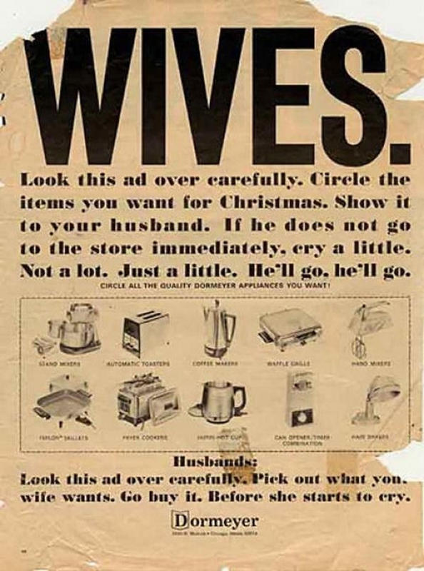 sexist vintage ads 16