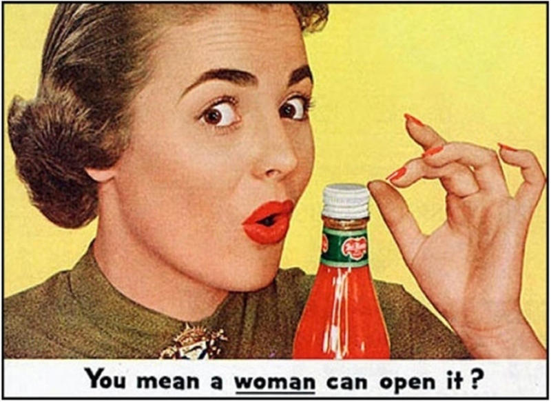 sexist vintage ads 1