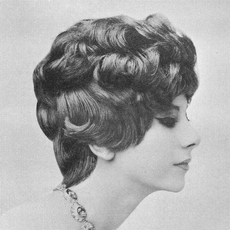 1960s Hairstyle 17