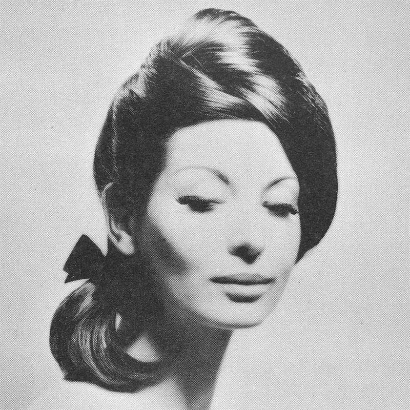 1960s Hairstyle 24