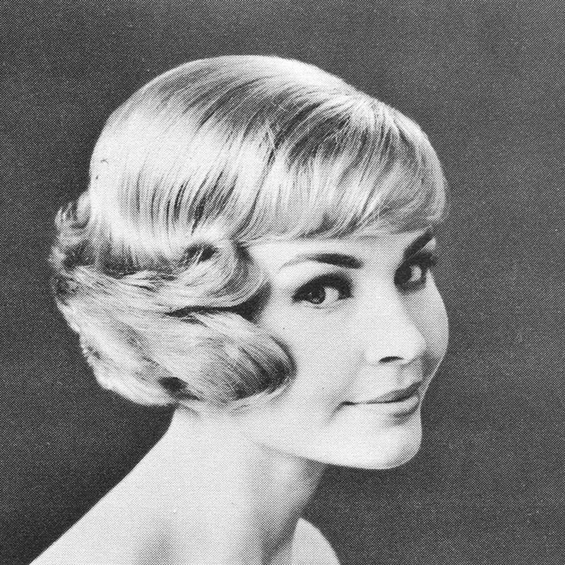 1960s Hairstyle 44