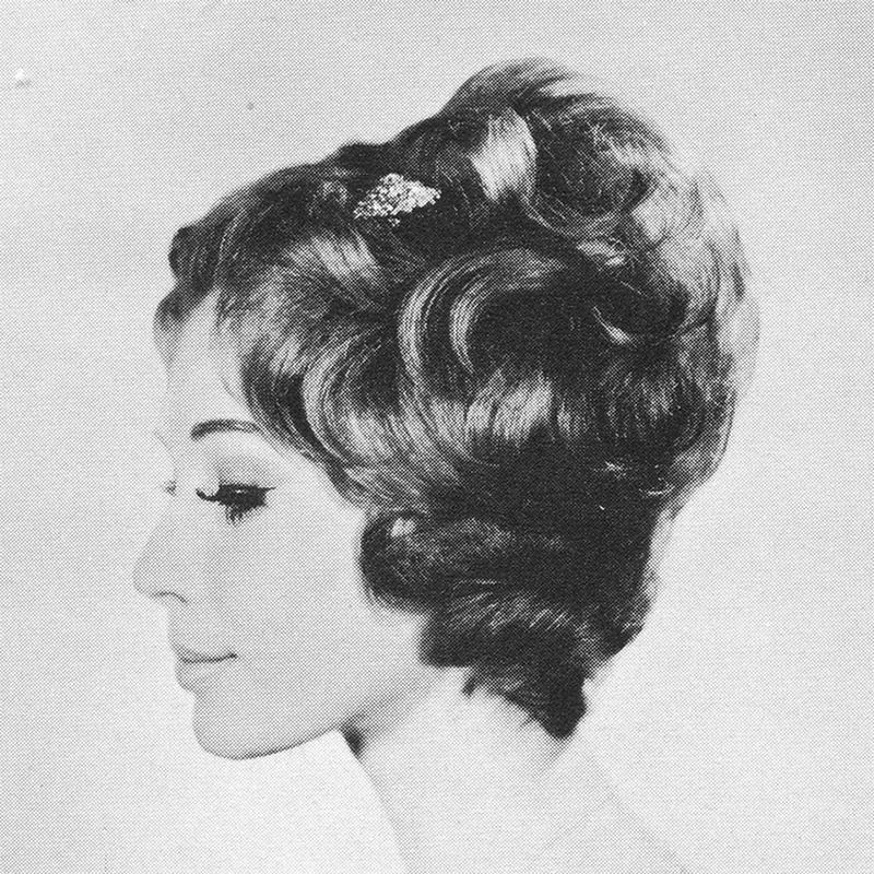1960s Hairstyle 29
