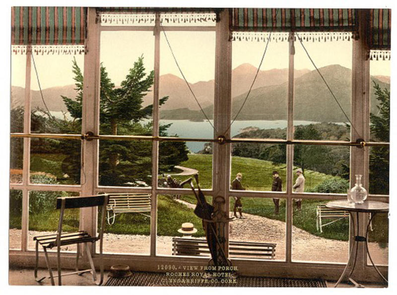 hundred yr old color photos of ireland (15)