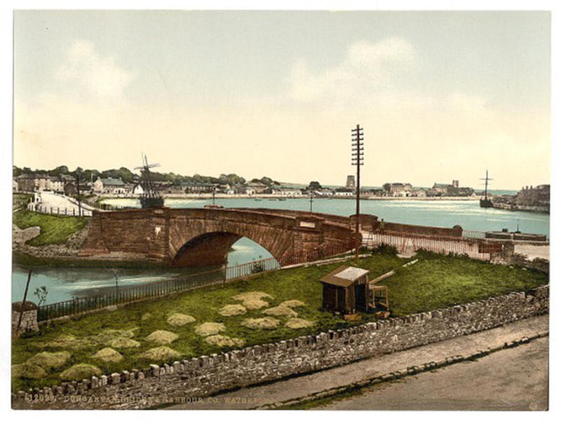 hundred yr old color photos of ireland (18)