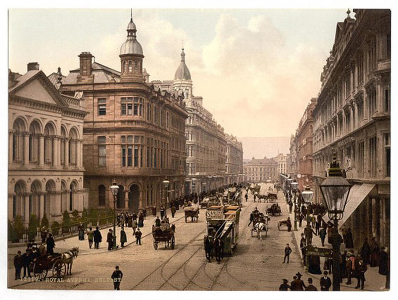 hundred yr old color photos of ireland (2)