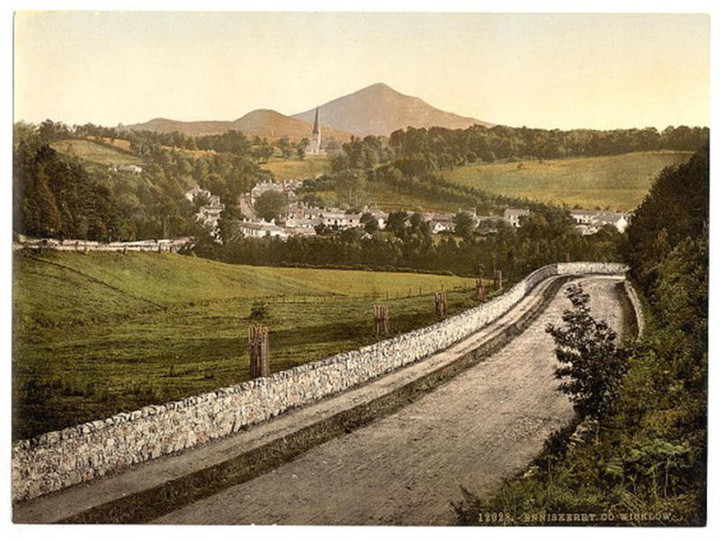 hundred yr old color photos of ireland (11)