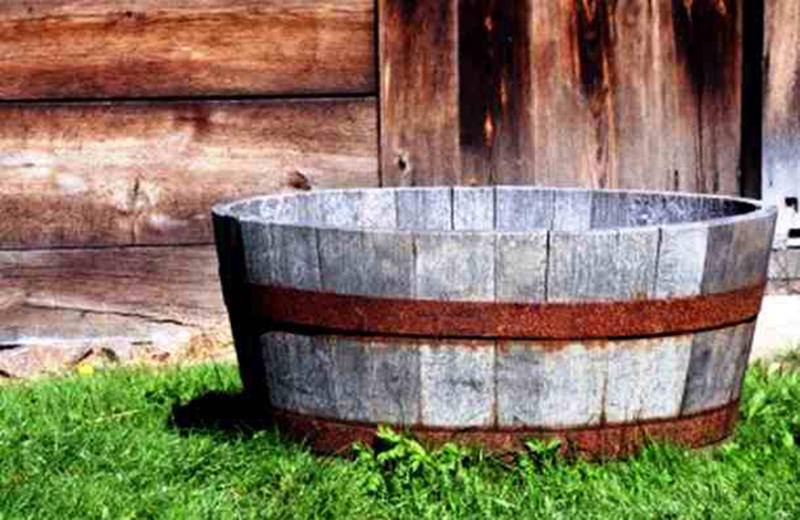 brutal torture devices - the tub