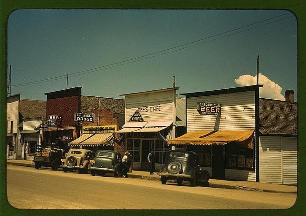 rare color photos - 1940s (24)
