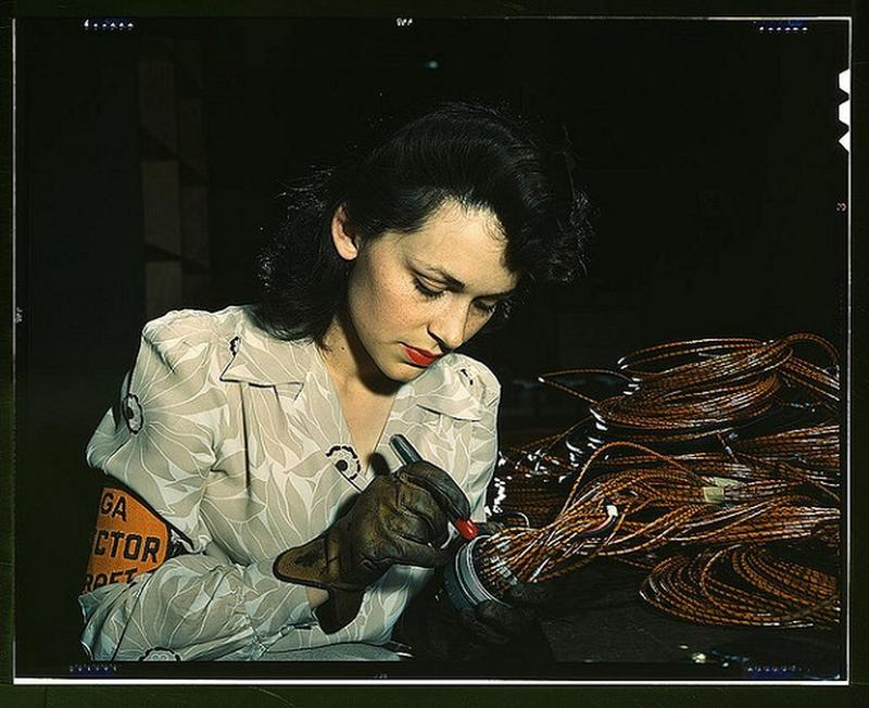 rare color photos - 1940s (51)