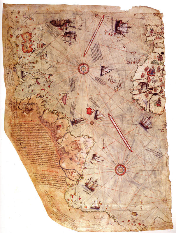 Ancient Map Shows Antarctica Coastline Without Ice | History Daily