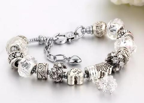 d778c6289 A Charming History: Charm Bracelets Through the Years | History Daily