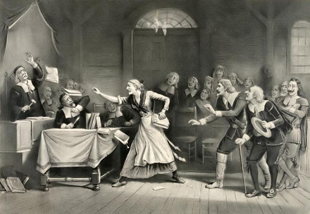 mccarthy witch trials