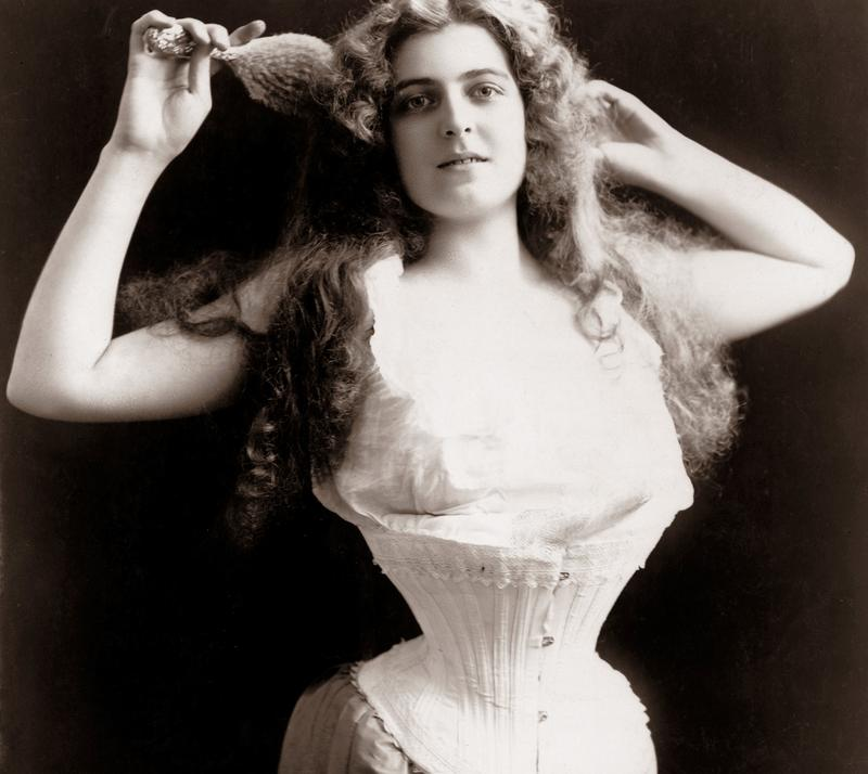 cecf0317b2412 Those Dreaded Corsets | History Daily